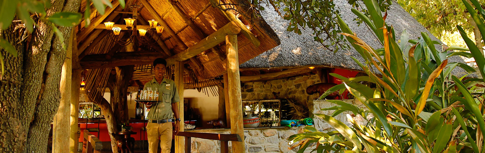 Thamalakane River Lodge - Restaurant
